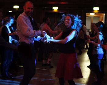 Camden Club St Andrews Day ceilidh