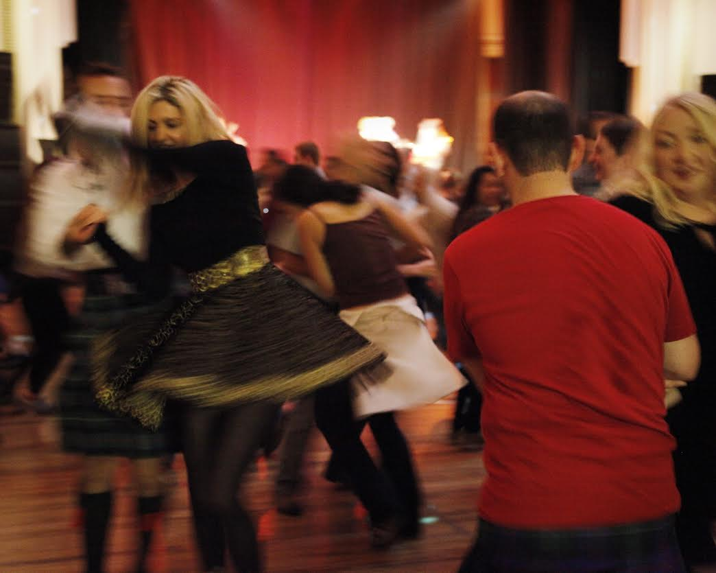 Ceilidh Club - one of the best things to do in London