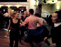 Scottish country dancing london