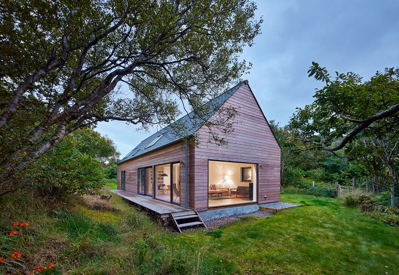 Kit houses in Scotland - what you need to know - 12 key points