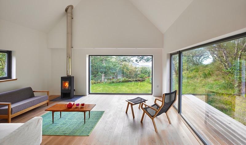 Kit houses in Scotland