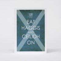 Eat Haggis and