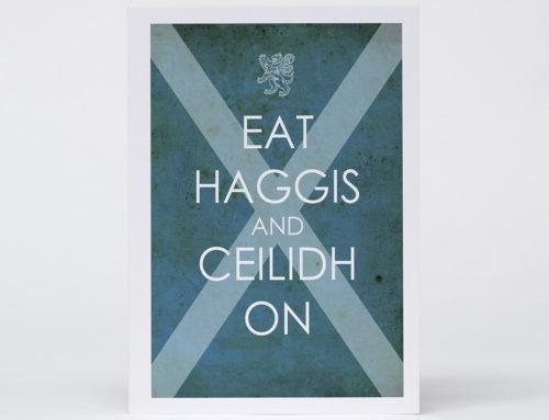 Eat Haggis