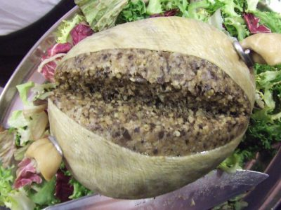 Address To A Haggis