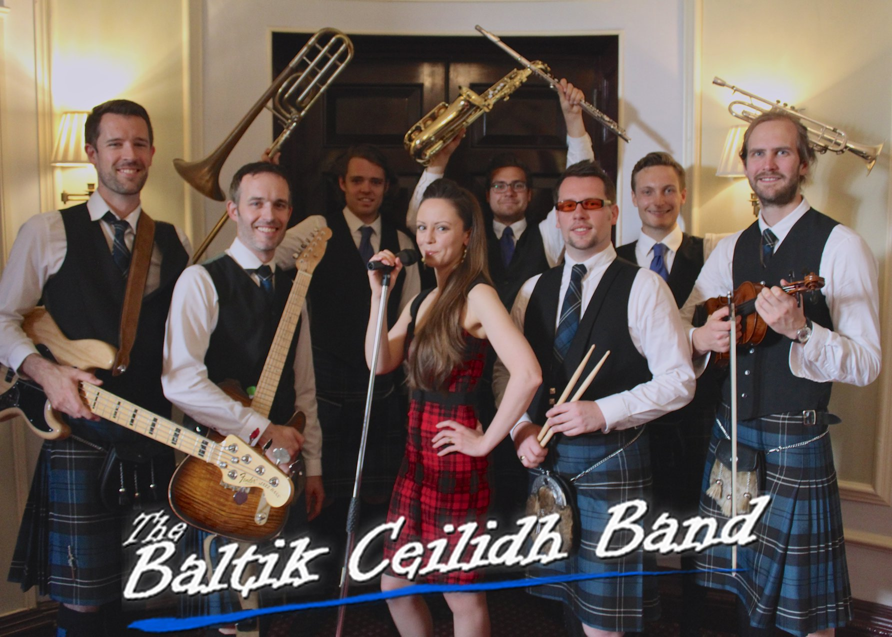 Picture of Baltik Ceilidh Band