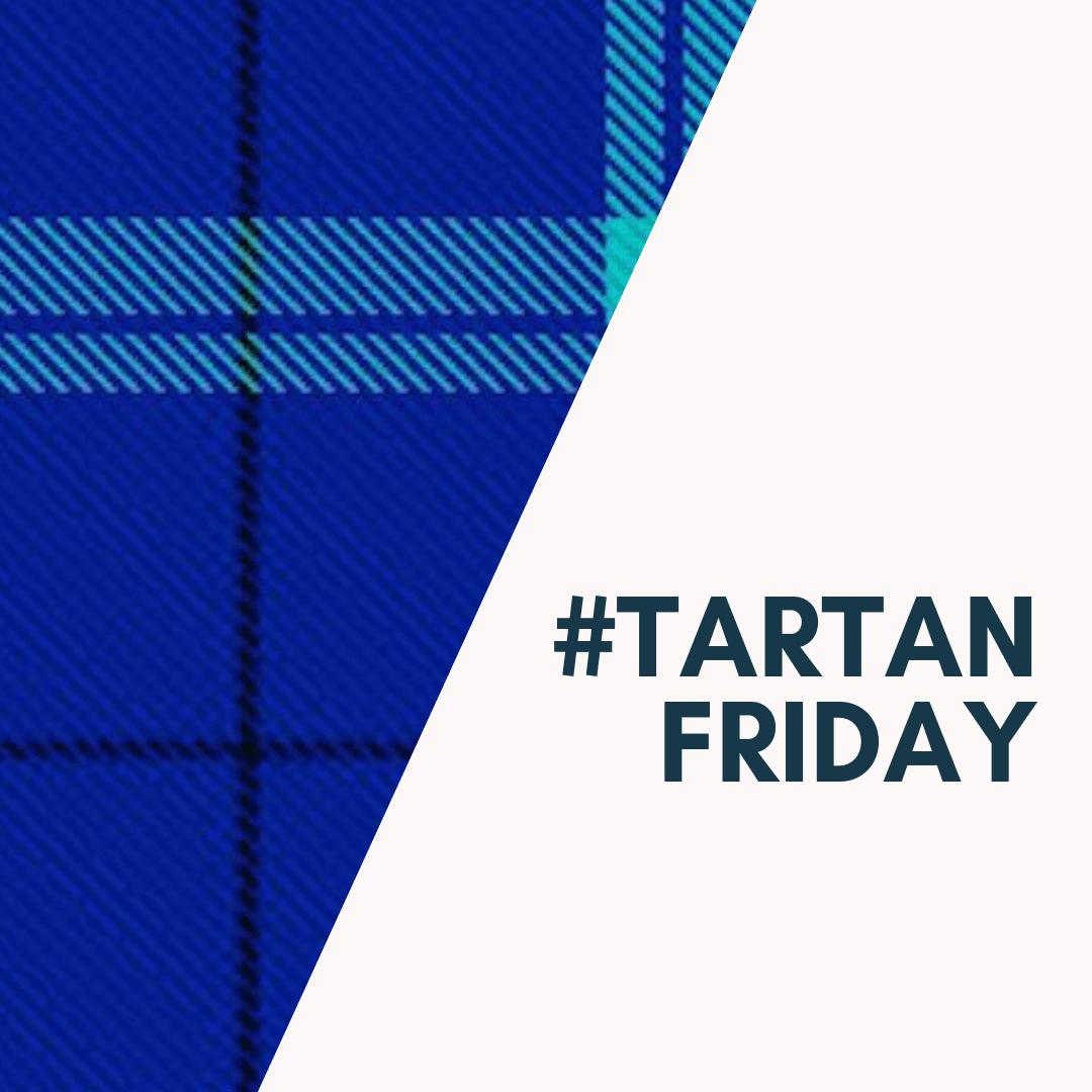#TartanFriday image